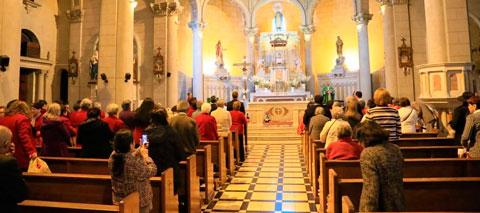 Misas en Canarias